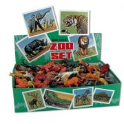 Zoo Set Animaux Du Zoo (100)