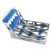 Easy Tray Ortho (18X14Cm) Bleu