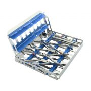 Easy Tray Ortho (21X18Cm) Bleu